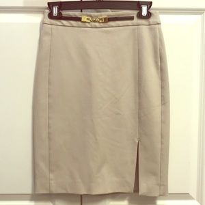 Tan pencil skirt BUNDLE!